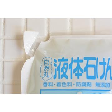 自然丸液体石鹸400ml