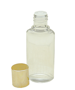 香水ガラスボトル25ml【ゆうパケットOK】