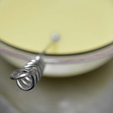 ステンレス泡立て器(手作り石けんのタネをかき混ぜる時に使います)