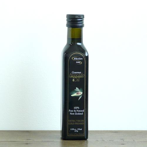 エリージアンアイル アボカドオイル未精製(緑)250ml(228g)