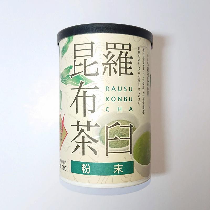 羅臼粉末昆布茶
