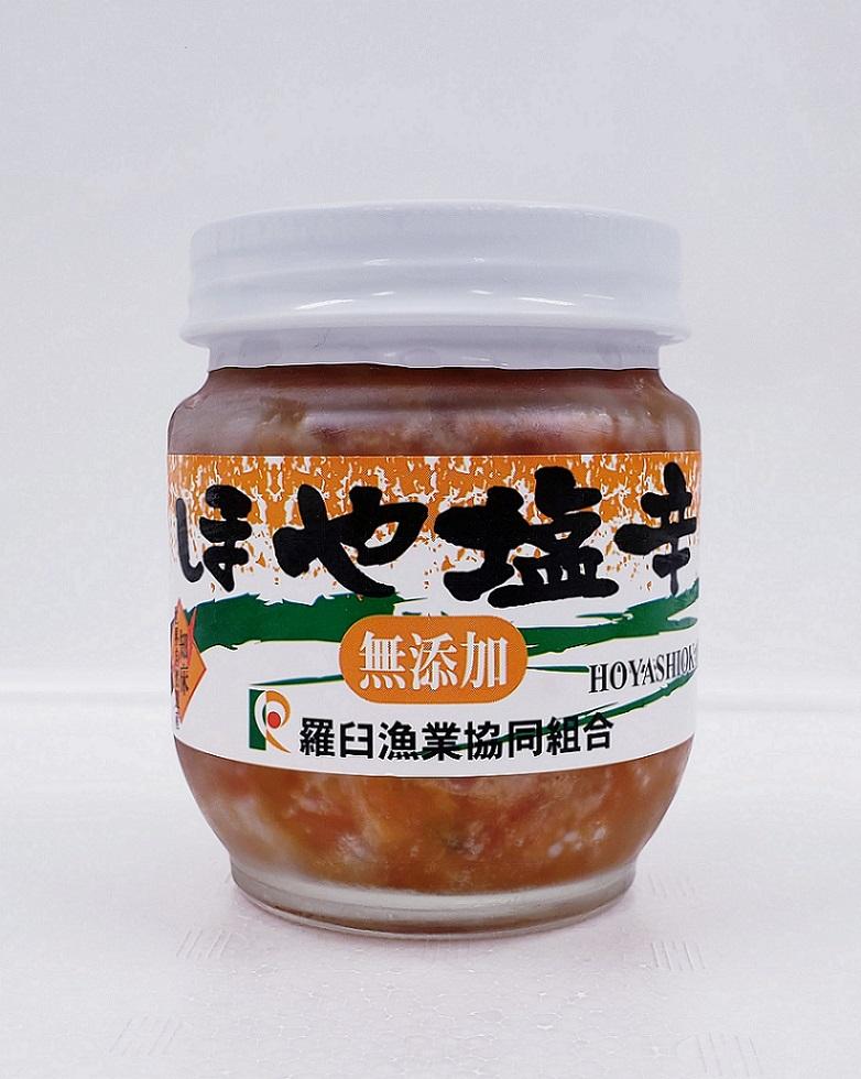 ほや塩辛(羅臼産) 180g