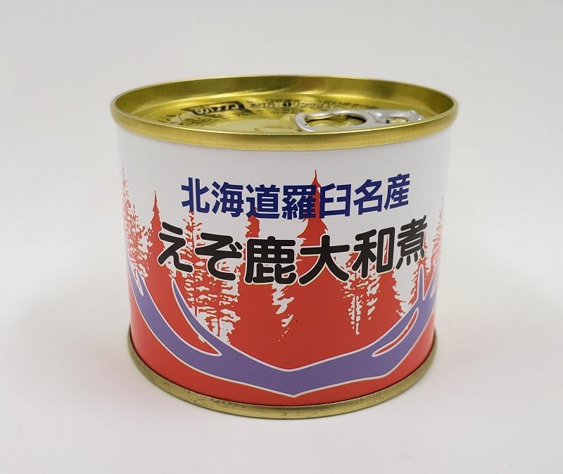 えぞ鹿 大和煮 缶詰 6号缶