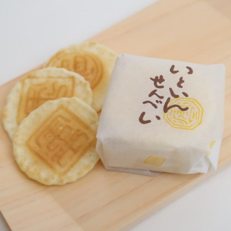 糸印煎餅(15包入)