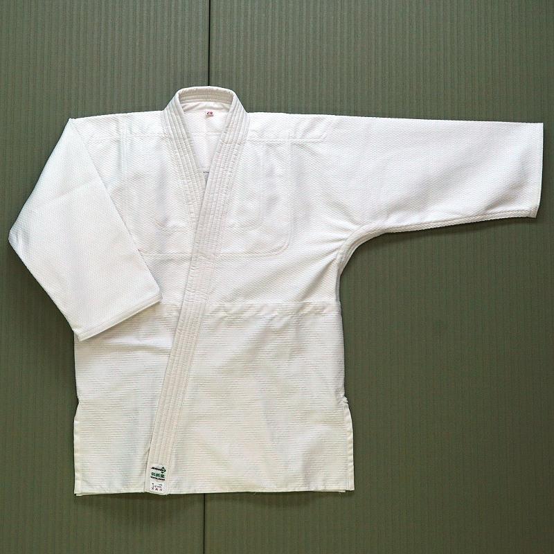 上製合気道衣『琥珀』 上下帯セット ※合気会公認道衣
