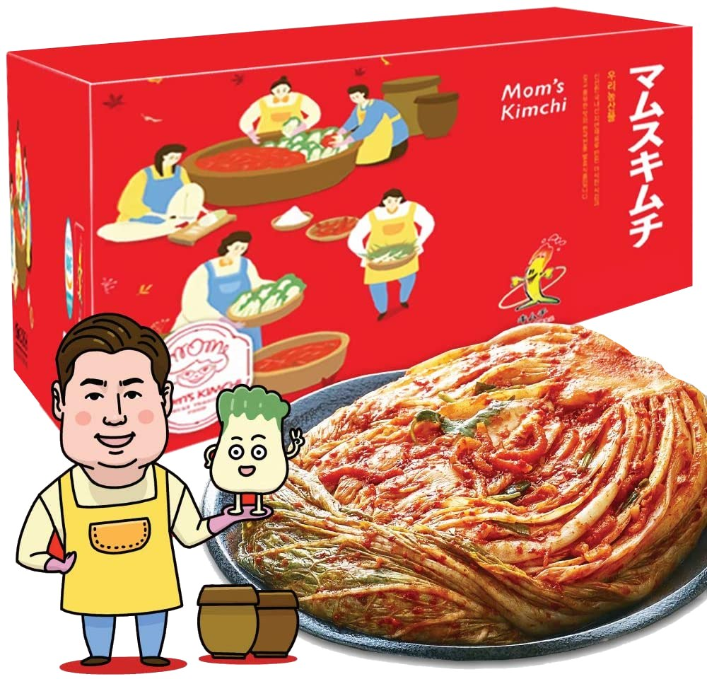 11/10入荷予定-[冷蔵]【マムス】白菜キムチ