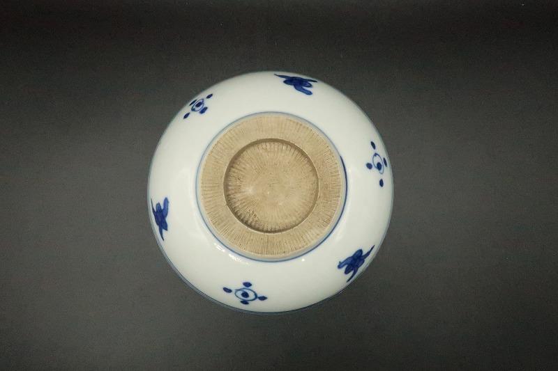 南京草花皿