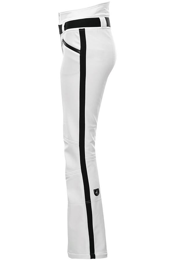 NEW Toni Siler レディース スキーパンツ W/PT 302217 ANAIS NEW 201 BRIGHT WHITE