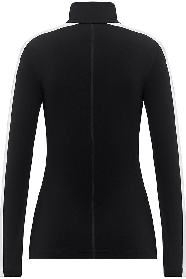 NEW Toni Siler レディース スキーインナージャケット W/SHIRTS 302302 ELIN 100 BLACK