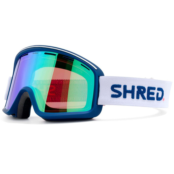 SHRED スキーゴーグル MONOCLE CLOUDBREAK CBL PLASMA