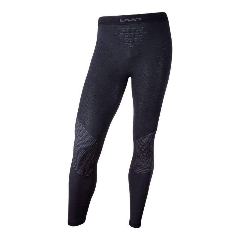 UYN メンズアンダーパンツ FUSYON UW PANTS LONG B017-Black/Anthracite/ Anthracite