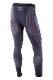 UYN メンズアンダーパンツ EVORUTYON UW PANTS LONG G974-Charcoal/White/Red
