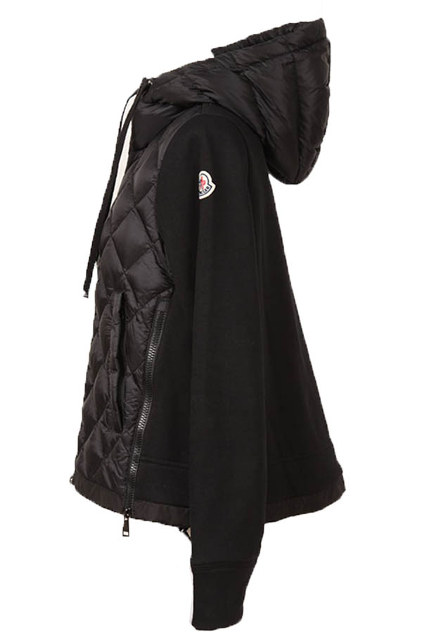 NEW  MONCLER モンクレール ジャケット レディース 8G505-V8053 MAGLIA CARDIGAN 999