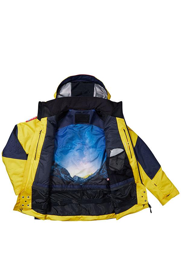 WHITE SALE50%OFF  Phenix メンズ スキー ジャケット M/JK EFA72OT00 Norway Alpine Team Jacket GY1