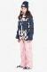 SALE 30%OFF PICTURE ジュニアスキージャケット KVT050 ZOE JKT A Pink Painter