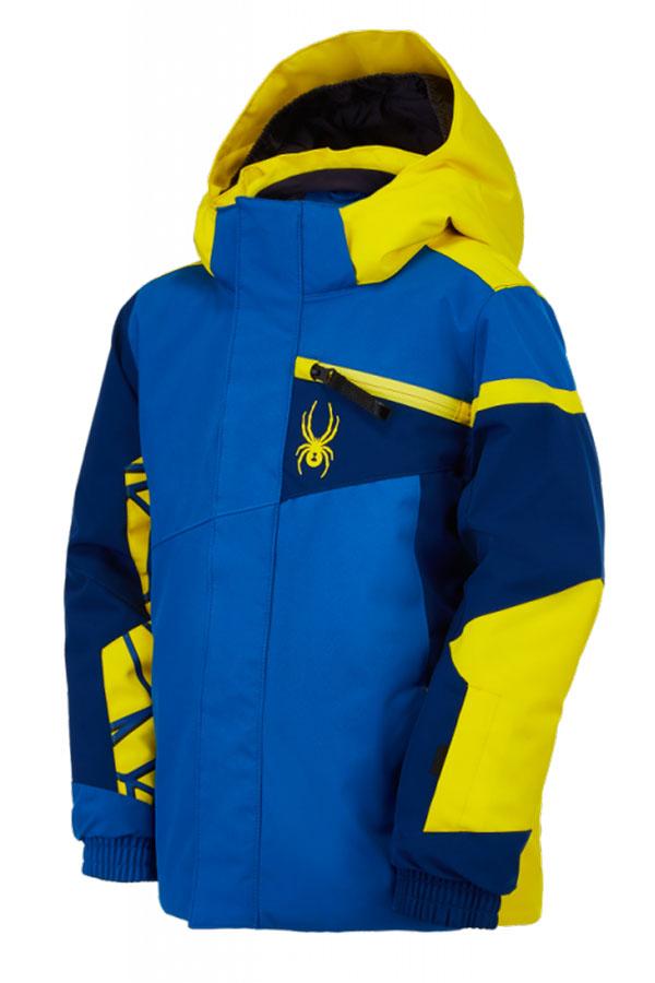 SPYDER スパイダー ベイビー スキー ジャケットJACKETS 195084 CHALLENGER 424 OLG ABY