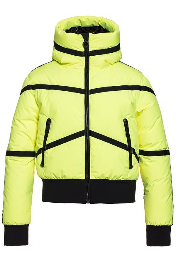 GOLDBERGH レディース スキー ジャケット GB0212204 Web 113 NEONYELLOW
