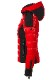 NEW GOLDBERGH レディース スキー ジャケット GB1212204 Strong 459 RUBYRED