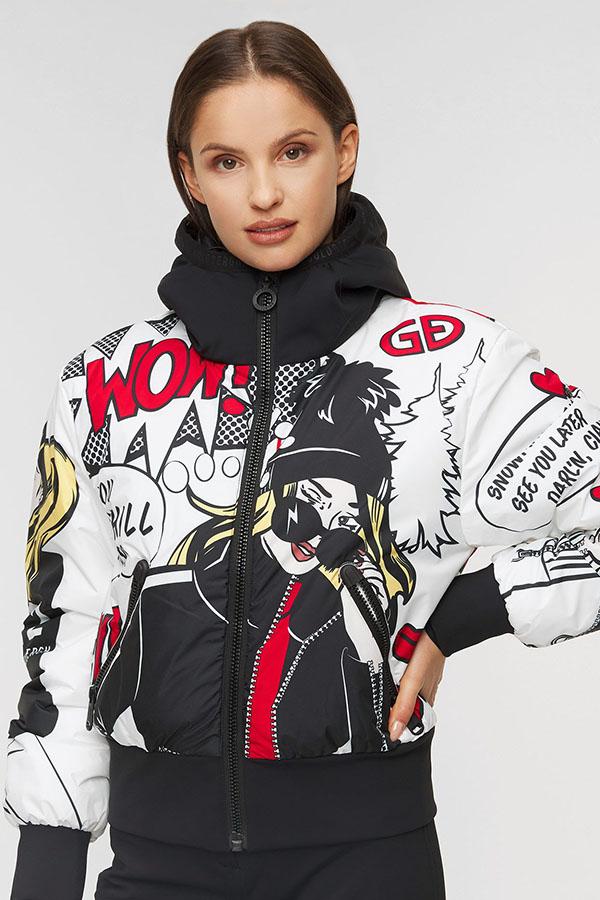 NEW GOLDBERGH レディース スキー ジャケット GB1310204 Wow 462 POP