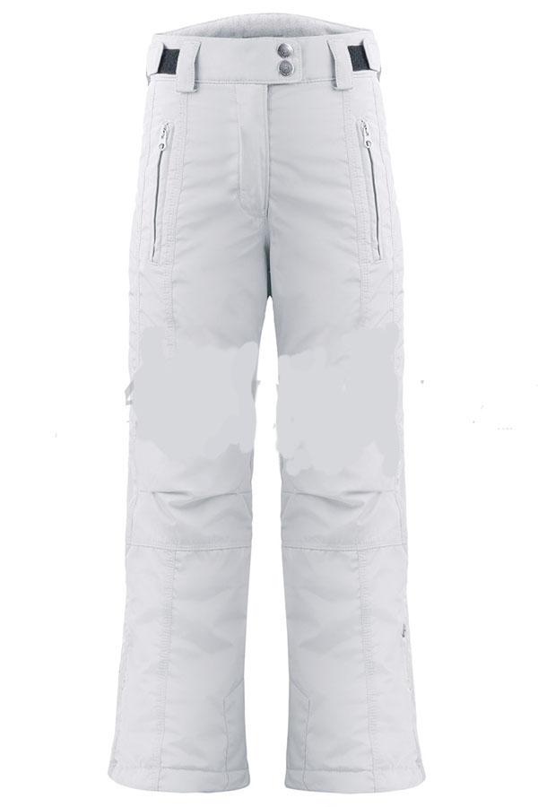 【70%OFF】POIVRE BLANC スキーガールズ ジュニア パンツ W17-1020-JRGLW17-1020-JRGL white 10サイズ