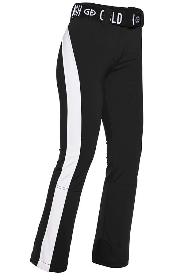 NEW GOLDBERGH レディース スキー パンツ GB1677204 Runner 900 BLACK