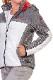 NEW ALMGWAND アルムグワンド レディースジャケット JK 621229AD NORDSPITZE 01-19 WHITE-GREY