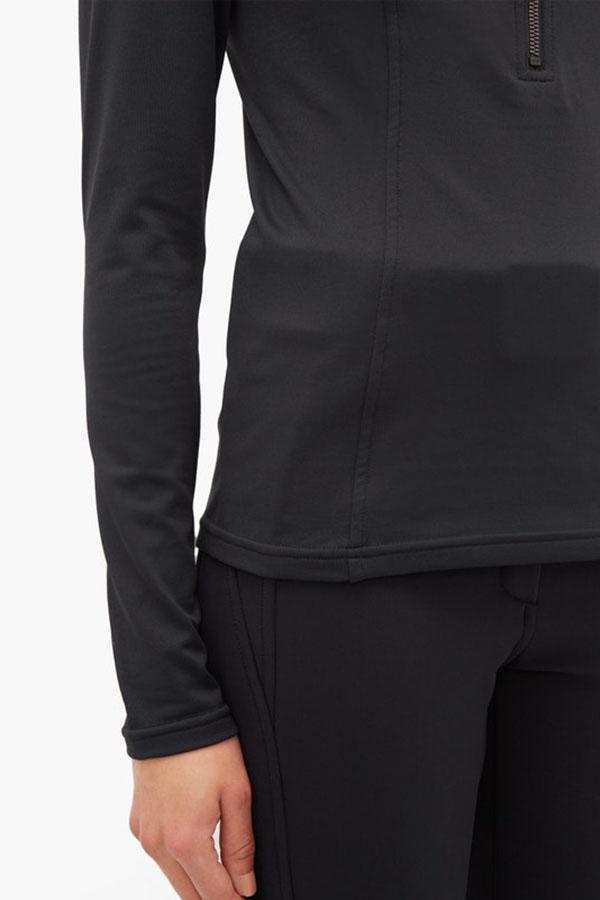 NEW GOLDBERGH レディース スキー インナージャケット GB3010204 Serena 900 BLACK