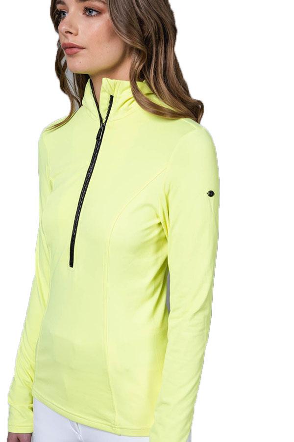 NEW GOLDBERGH レディース スキー インナージャケット GB3010204 Serena 133 NEONYELLOW
