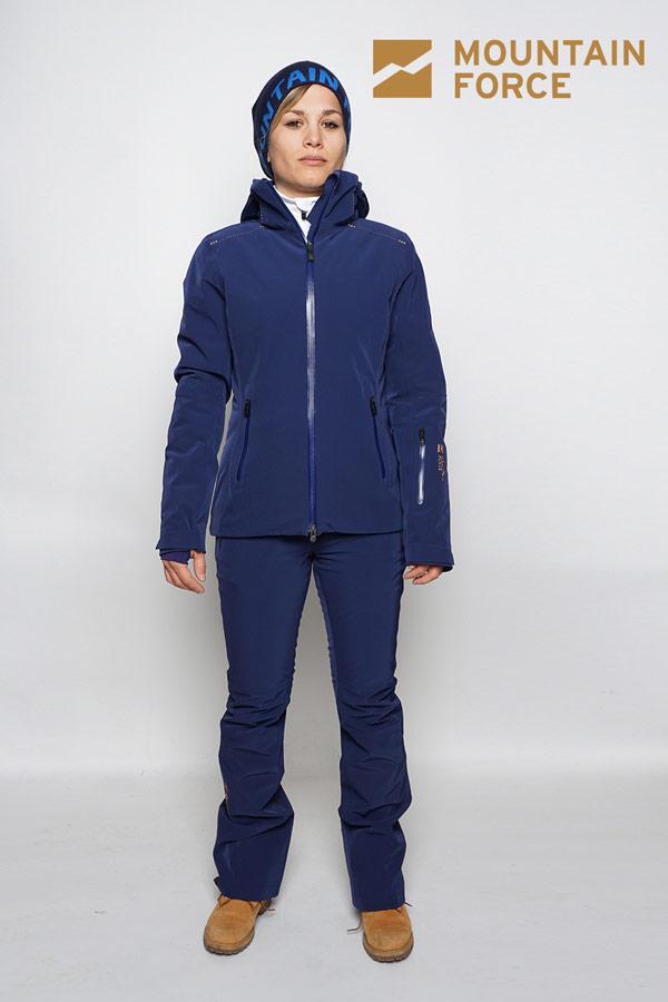 WINTER SALE60%OFF MOUNTAIN FORCE マウンテンフォース レディース スノー スキー ジャケット ELISE JACKET MF17W0008 6002