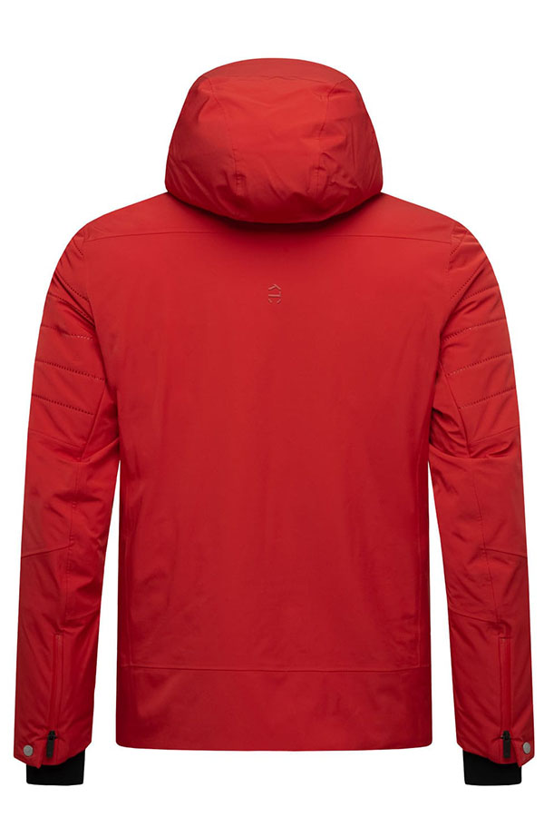 NEW MOUNTAIN FORCE メンズ スキー ジャケット JK MF20W0509 Men Arlo Jacket 3008 Red