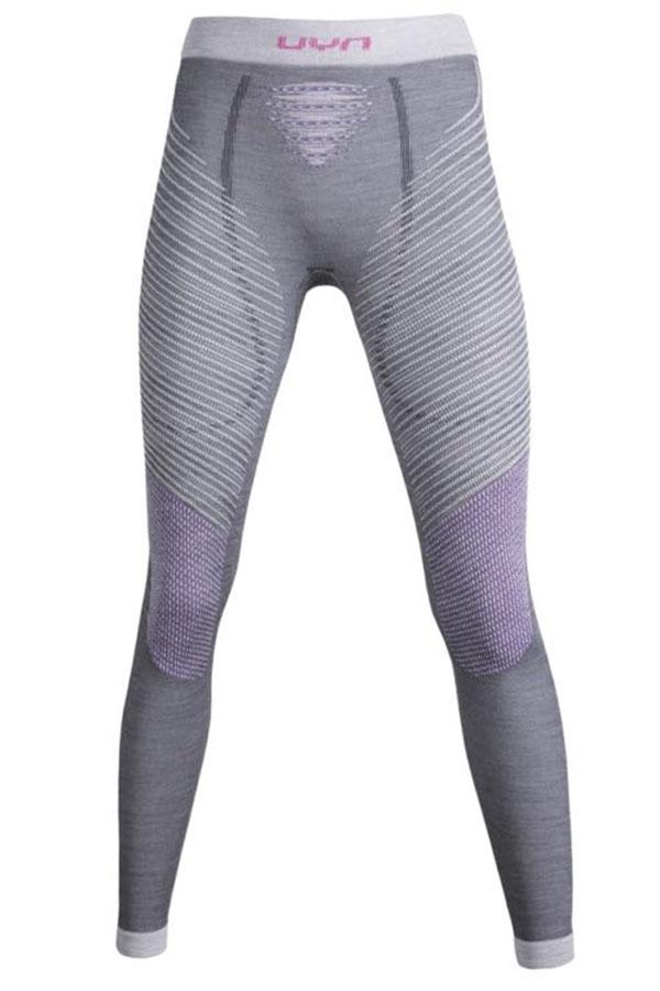 UYN レディースアンダーパンツ FUSYON UW PANTS LONG U100026 J007-Anthracite/purple/pink