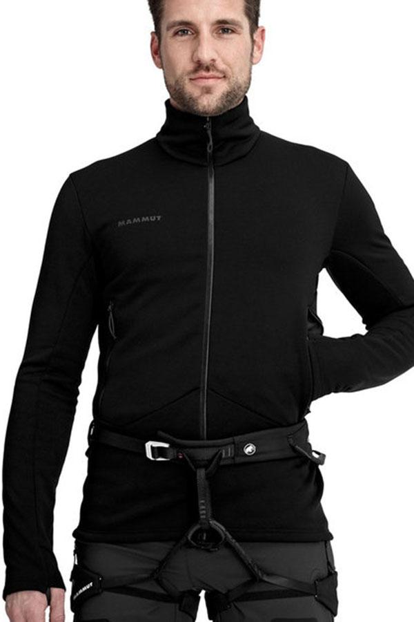 MAMMUTメンズジャケット M/CA JK 1014-02450 Aconcagua ML Jacket Men 01 black