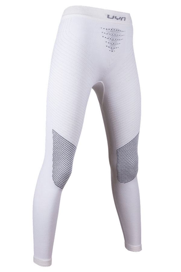 UYN レディースアンダーパンツ FUSYON UW PANTS LONG U100026 W361-SnowWhite/Anthracite/Grey
