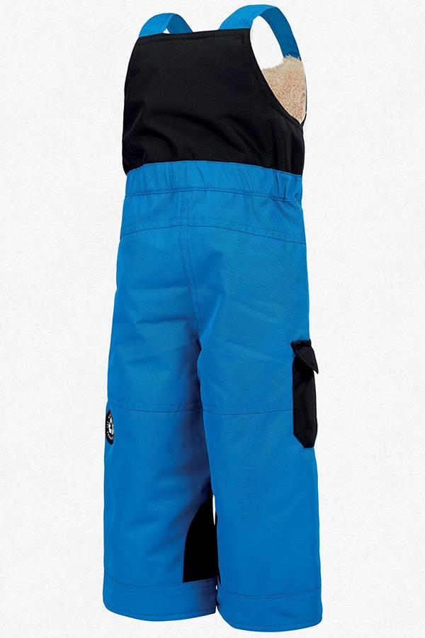 PICTURE ベイビーサイズ スキーパンツ KPT029 SNOWY PT A Blue