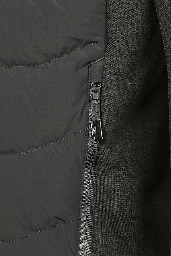 NEW MOUNTAIN FORCE メンズ スキー インナージャケット JK MF20W6501 Men Terry Jacket 1003 Black/Black Melange