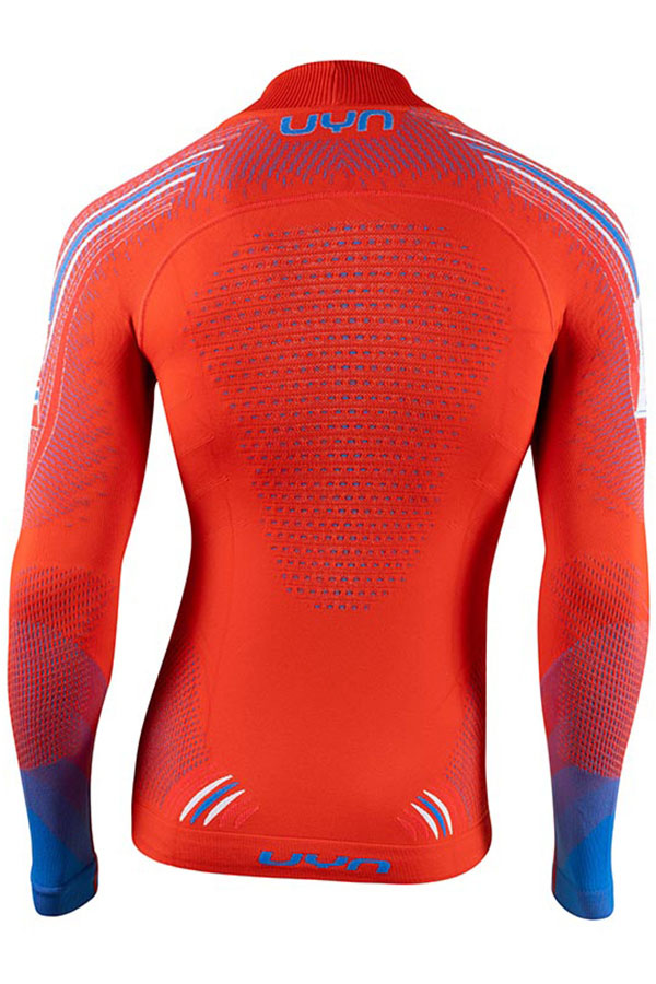 UYN メンズアンダーシャツ NATYON UW SHIRT LG SLTURTLE NECK U100199 T026-Norway
