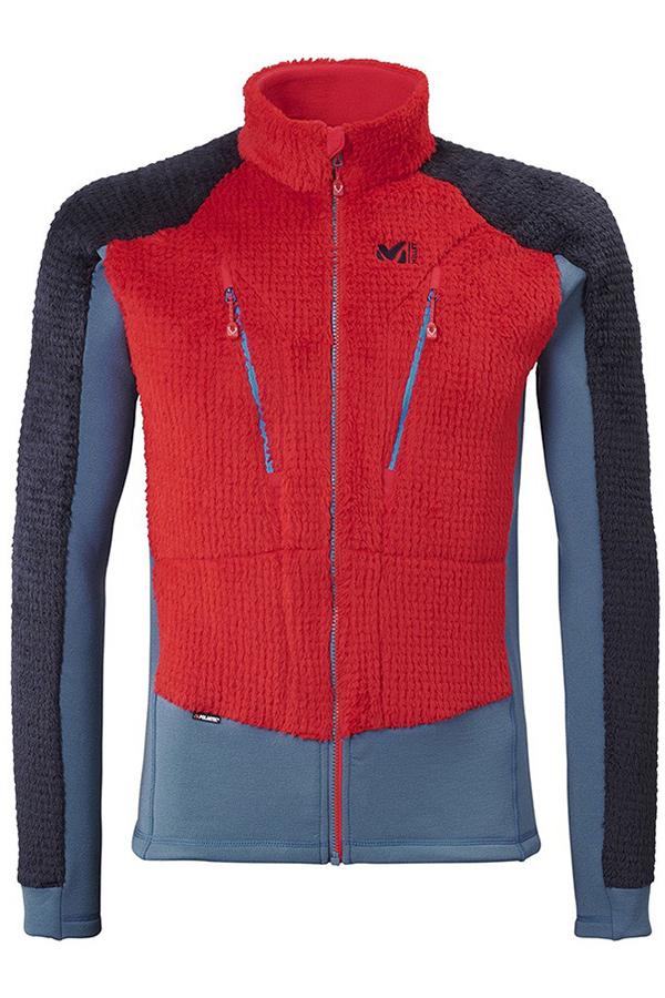 SALE 40%OFF MILLET メンズ スキージャケット ミドルインナー MIV7959 TRILOGY X WOOL JKT M 8729
