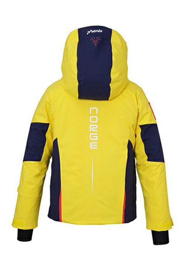 WHITE SALE 50%OFF  Phenix キッズ スキー ジャケット J/JK PFAG2OT00 Norway Alpine Team Jr. Jacket GY1