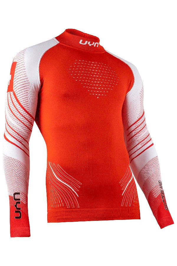 UYN メンズアンダーシャツ NATYON UW SHIRT LG SLTURTLE NECK U100210 T021-Swiss