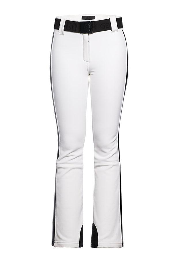 GOLDBERGH レディース スキー パンツ GB01-72-183  PALOMA 800 WHITE