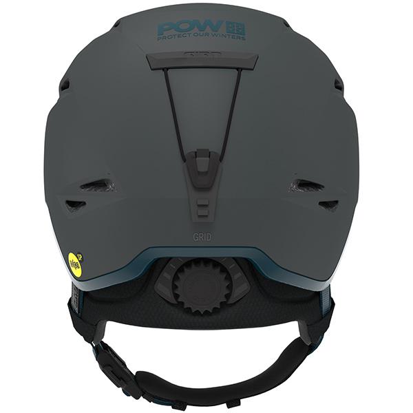 GIRO ジロ スキーヘルメット GRID MIPS MATTE CHARCOAL POW