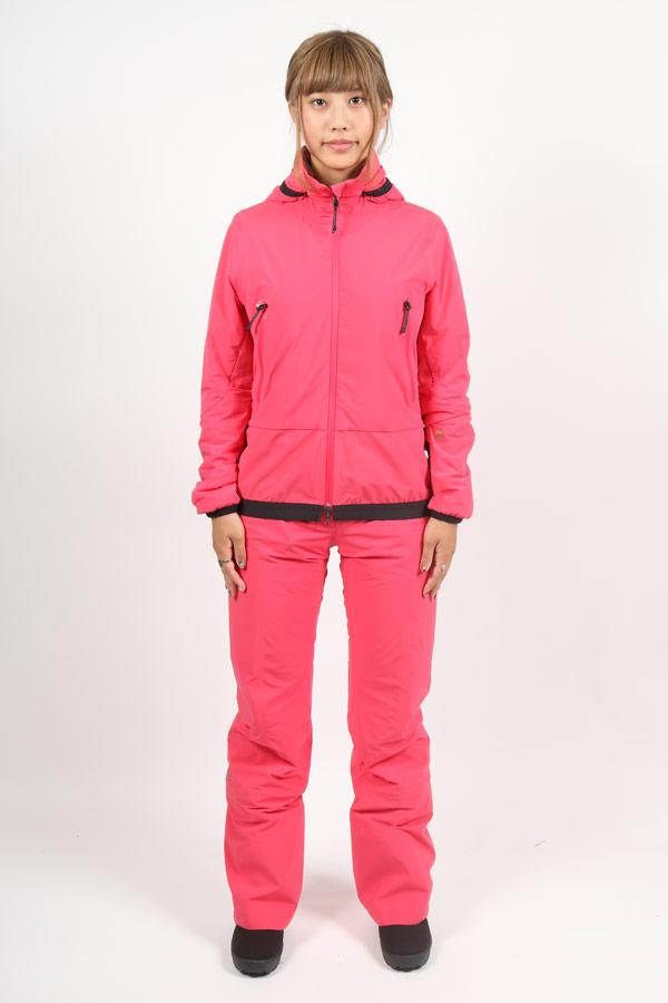 WINTER SALE60%OFF MOUNTAIN FORCE マウンテンフォース レディース スノー スキー ジャケット INFUSION JACKET MF17W0039 4000
