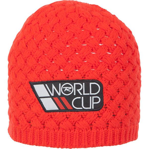 【SALE】ROSSIGNOL ロシニョール スキーキャップ RLGMH13 WORLDCUP 304/CRIMSON