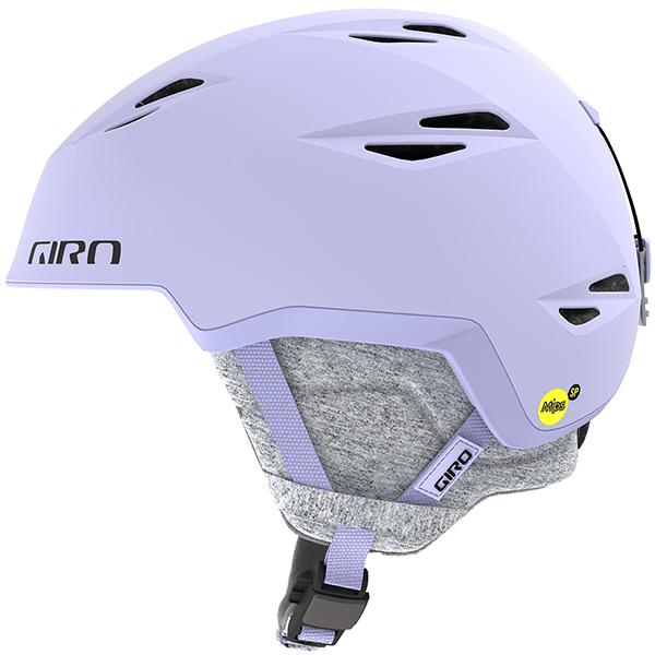GIRO ジロ スキーヘルメット ENVI MIPS MATTE FLUFF PURPLE
