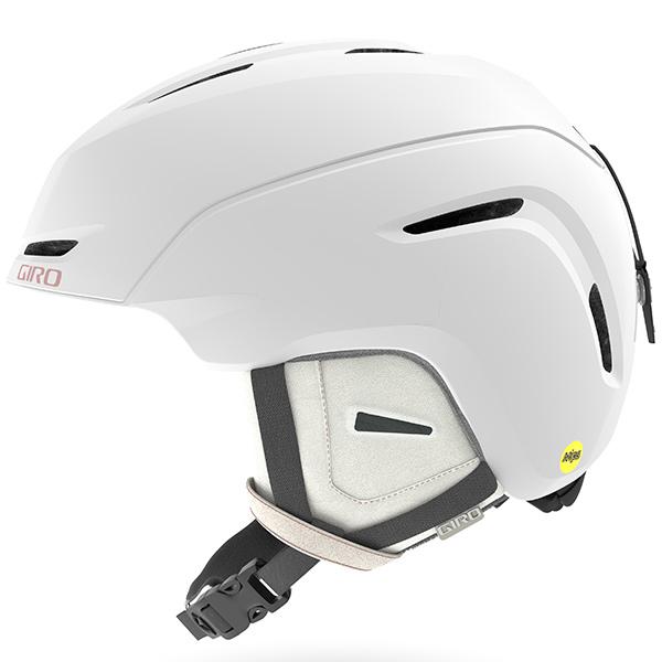 GIRO ジロ スキーヘルメット AVERA MIPS (ASIAN FIT) PEARL WHITE
