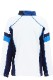 NEW Phenix キッズ スキー インナージャケット B/SHIRT PSAG2LS80 STRETCH FLEECE 1/2 ZIP TEE WT