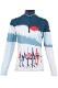 KRIMSON KLOVER レディース スキーインナーシャツ SHIRT 1670 Amiche 1/4Zip 411 edgewater