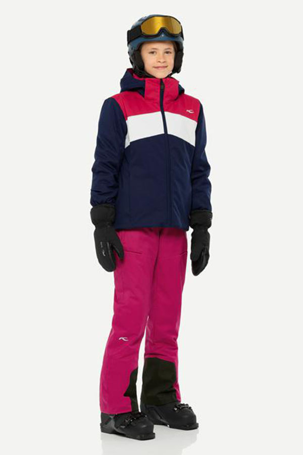 KJUS ガールズ スキージャケット GS15-I02 Girls Mila Jacket 21850 atlanta-mulberry