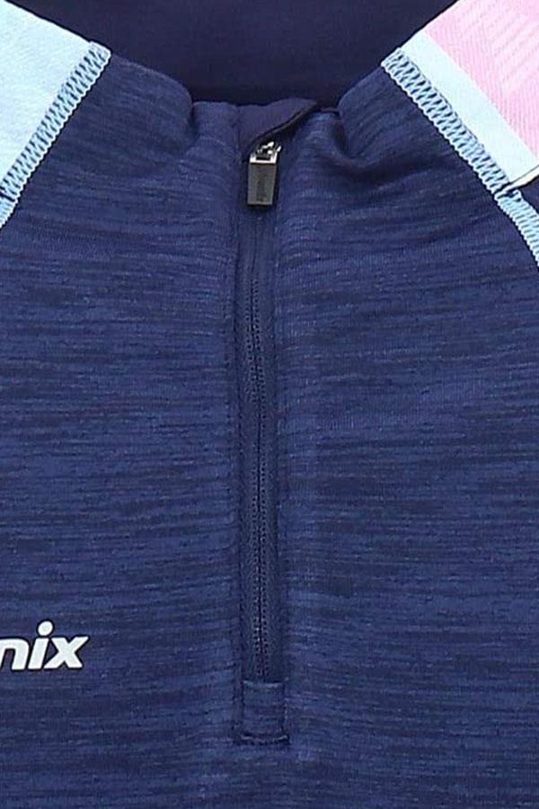 NEW Phenix キッズ スキー インナージャケット G/SHIRT PSAH2LS90 HENV