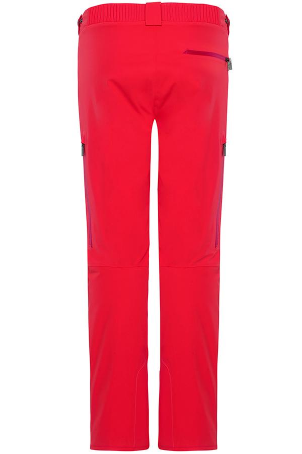 NEW Toni Siler メンズ スキーパンツ 301227 NICK 406 FLAME RED